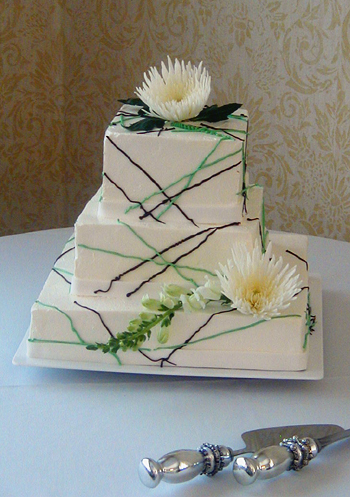 Cape May wedding cake tastings