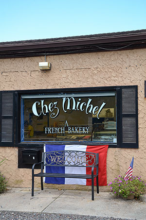 Chez Michel in Cape May - A French Bakery
